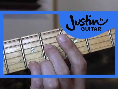 Dominant Type Jazz Chord Extensions (Jazz Guitar Lesson JA-023) How to play thumbnail