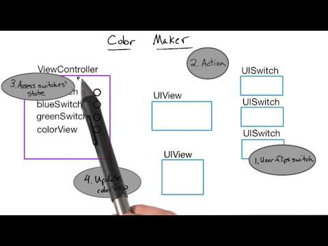 Diagramming Color Maker - UIKit Fundamentals thumbnail