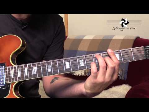 Jazz Standard: Autumn Leaves - Chords (Guitar Lesson JA-520) thumbnail