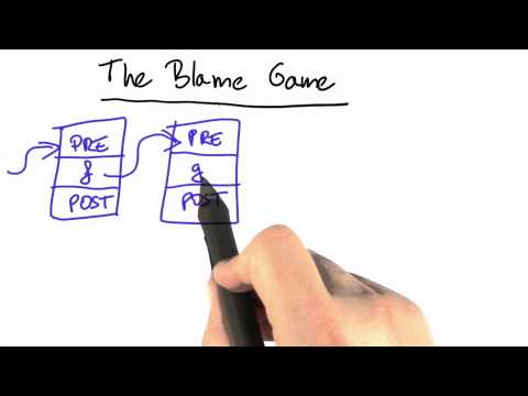 The Blame Game - Software Debugging thumbnail