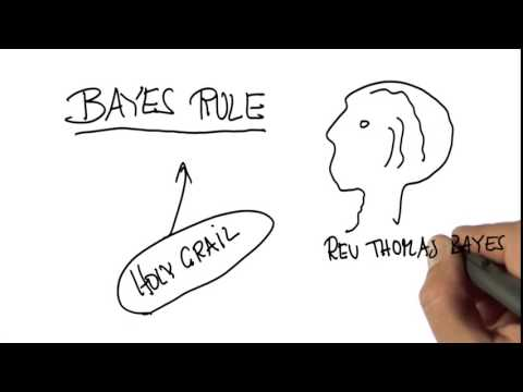 Bayes Rule - Intro to Machine Learning thumbnail