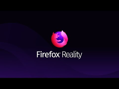 Introducing Firefox Reality thumbnail