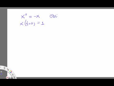 Nonlinear 3.3 Introduction to ordinary differential equations (ODEs) thumbnail