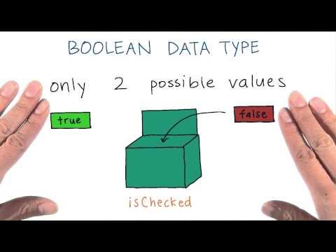 13-03 Boolean Data Type thumbnail