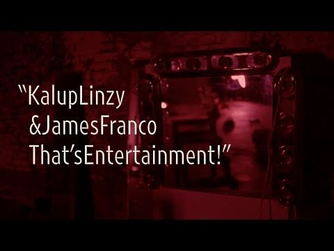 "Kalup Linzy & James Franco, That's Entertainment! | ""New York Close Up"" 