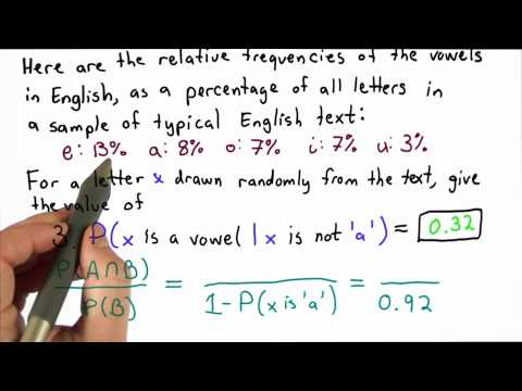 Conditional Probability 3 Solution - Applied Cryptography thumbnail