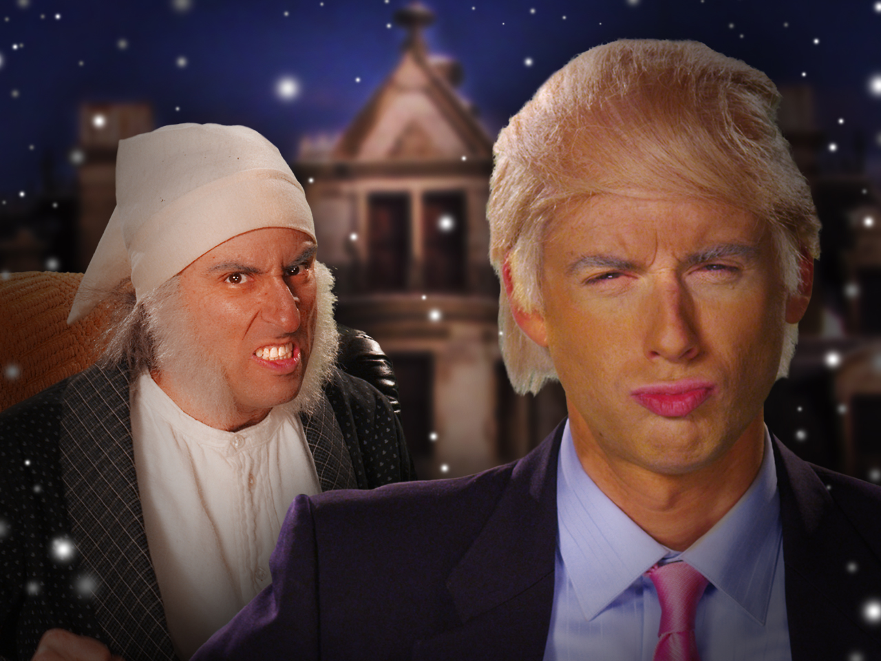 ERB - Donald Trump vs Ebenezer Scrooge thumbnail
