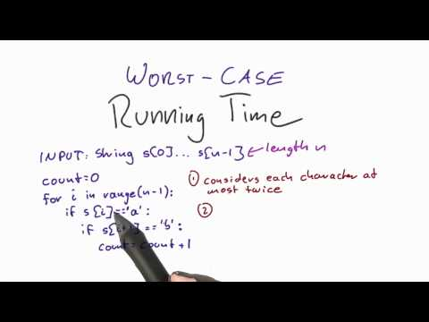03-11 Running Time Using Big O Notation thumbnail
