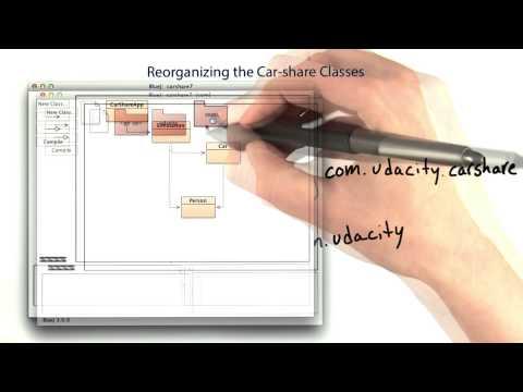 Reorganizing the Carshare Classes - Intro to Java Programming thumbnail