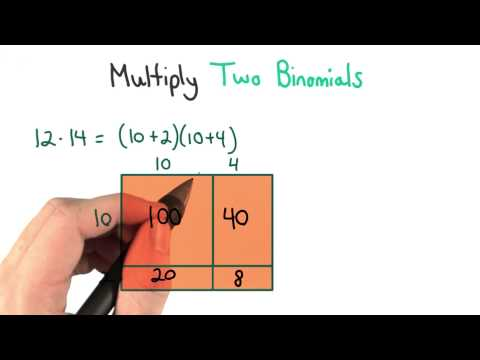 Multiply Two Digit Numbers - Visualizing Algebra thumbnail