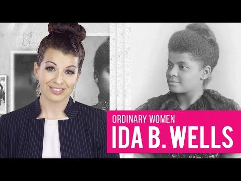 The Courageous Life of Ida B. Wells #OrdinaryWomen thumbnail