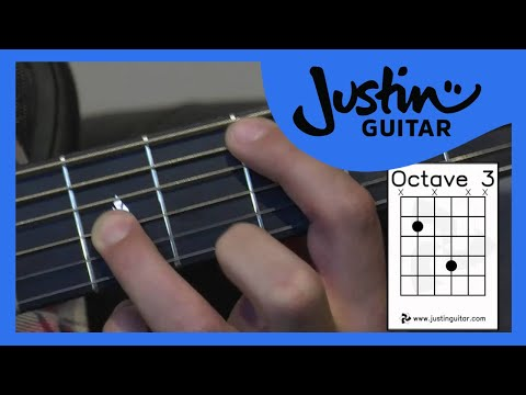 Finding Notes On The Guitar Neck Using Octaves (Guitar Lesson  IM-116) How to play IF Stage 1 thumbnail