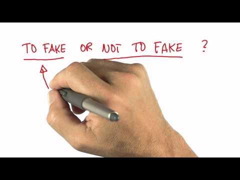 13-46 To Fake Or Not To Fake thumbnail