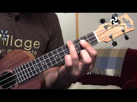 Ukulele Lesson 11 - Movable Chord Shape 1 (UK-011) thumbnail