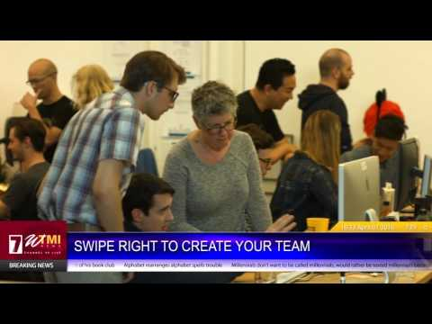 Introducing Teamder - Swipe right to create teams at work thumbnail