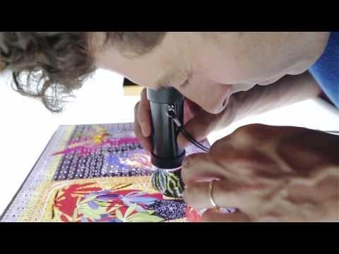 "Daniel Gordon Gets Physical | ""New York Close Up"" | Art21 thumbnail"