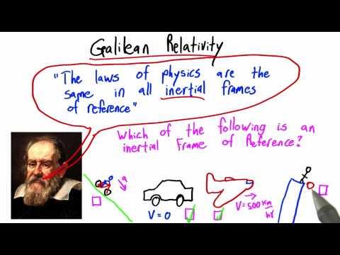 09-06 Galilean Relativity Solution thumbnail