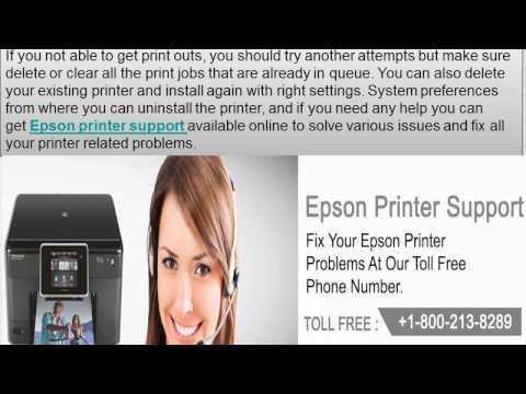 Epson printer technical number's videos   Amara