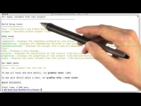 Command Line Gradle thumbnail
