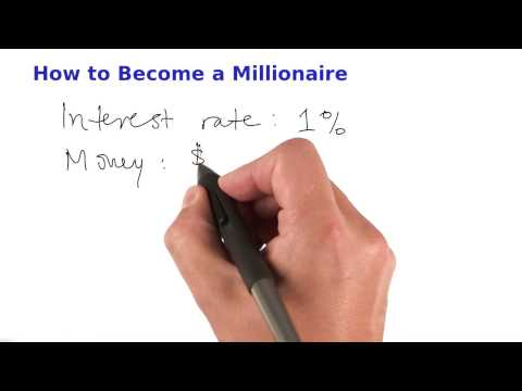 11-02 How to Become a  Millionaire thumbnail