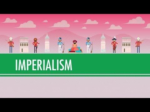 Imperialism Crash Course World History 35 With Subtitles Amara