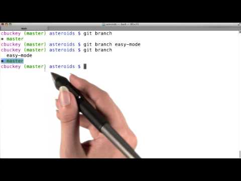 Making a Branch - How to Use Git and GitHub thumbnail