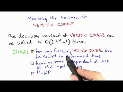 13-12 Time To Solve Decision Version Solution thumbnail