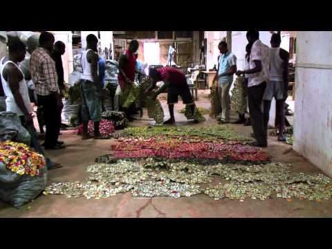 "El Anatsui: Studio Process | ""Exclusive"" 