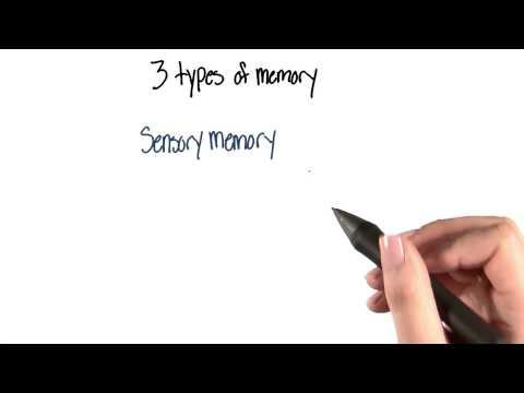 Three types of memory - Intro to Psychology thumbnail