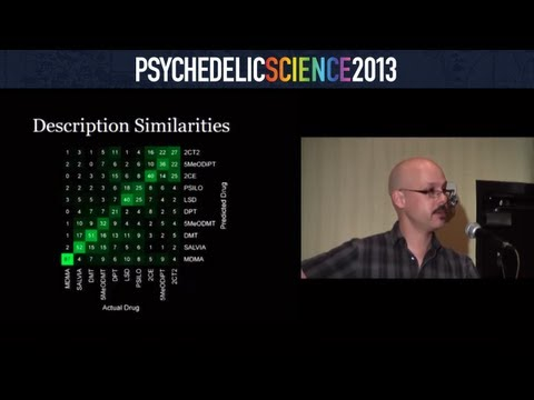 Quantitative Analysis of Narrative Reports of Psychedelic Drugs - Matthew Baggott thumbnail