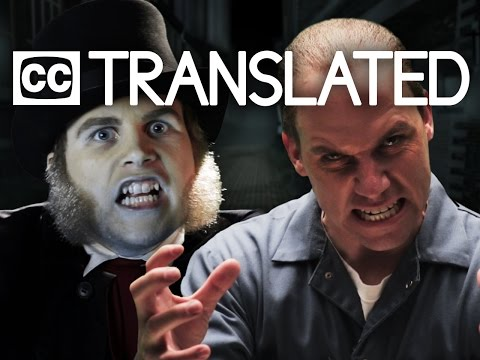 [TRANSLATED] Jack the Ripper vs Hannibal Lecter. Epic Rap Battles of History. [CC] thumbnail