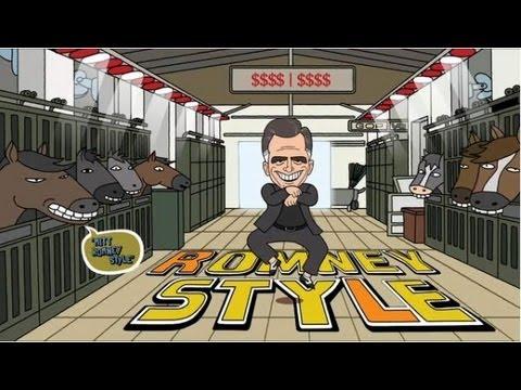 Mitt Romney Style (Gangnam Style Parody) thumbnail