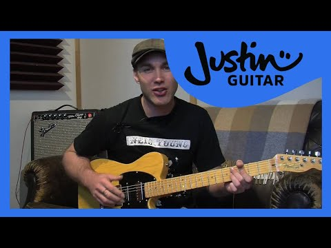 Tritone Substitution Jazz Chord (Jazz Guitar Lesson JA-028) How to play thumbnail