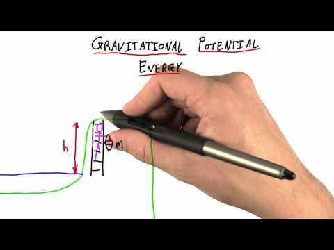 06-40 Gravitational Potential Energy thumbnail