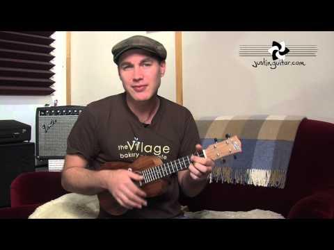 Ukulele Lesson 4 - Uke Shuffle Strumming (UK-004) thumbnail