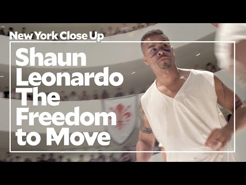 "Shaun Leonardo: The Freedom to Move | Art21 ""New York Close Up"" thumbnail"