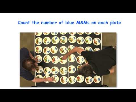 M&Ms - Intro to Descriptive Statistics thumbnail