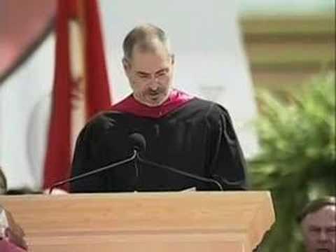 Steve Jobs' 2005 Stanford Commencement Address thumbnail
