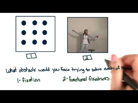 Identifying obstacles - Intro to Psychology thumbnail