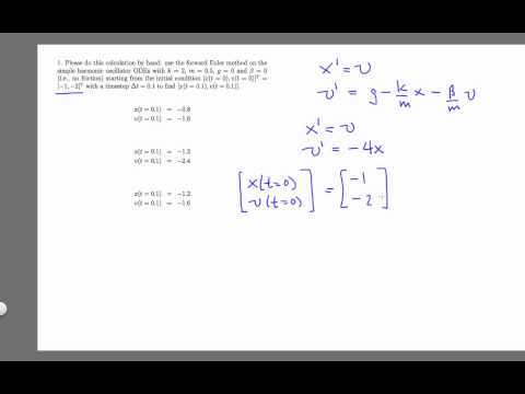 Nonlinear 5.3 Quiz solution video thumbnail