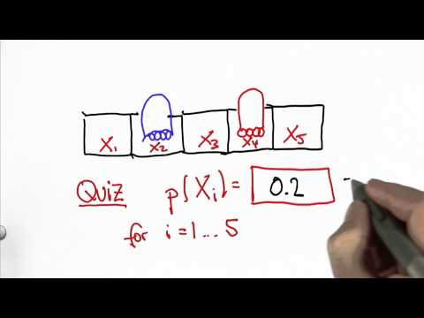 Uniform Probability Quiz Solution - Artificial Intelligence for Robotics thumbnail