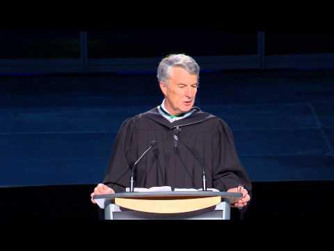 Convocation 2015 - Dr. Robert Cushman thumbnail