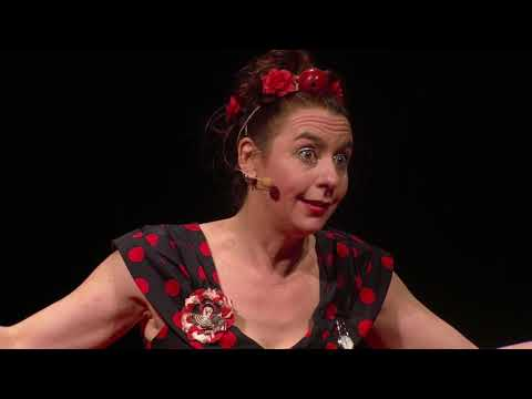 How Clowning Can Lead Us Into Connection | Holly Stoppit | TEDxBristol thumbnail