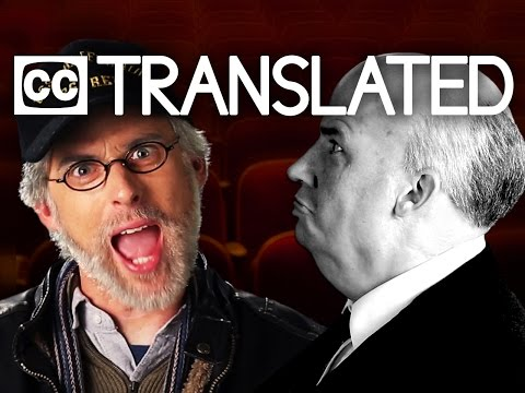 [TRANSLATED] Steven Spielberg vs Alfred Hitchcock. Epic Rap Battles of History. [CC] thumbnail