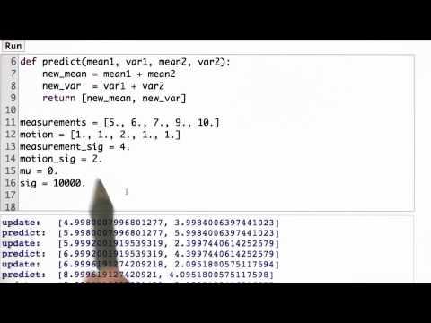 04-36 Kalman Filter Code thumbnail