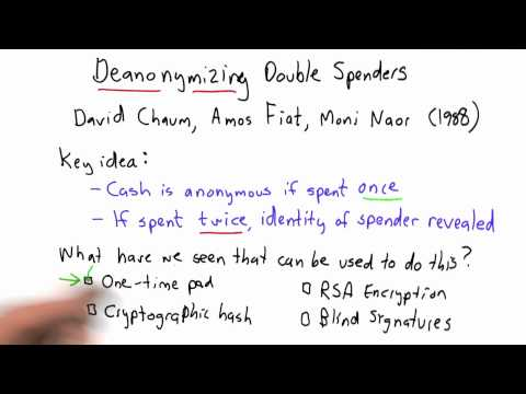 06-44 Deanonymizing Double Spenders Solution thumbnail