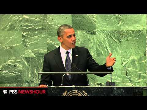 Watch President Obama Address the U.N. General Assembly thumbnail