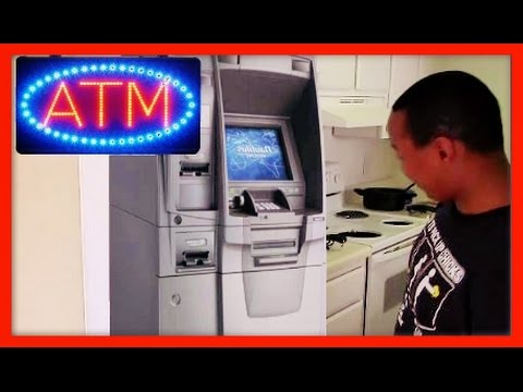 How To Hack ATM Machine Without card For Free Money