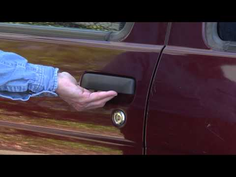 Affordance Example - Car Handles - Intro to the Design of Everyday Things thumbnail
