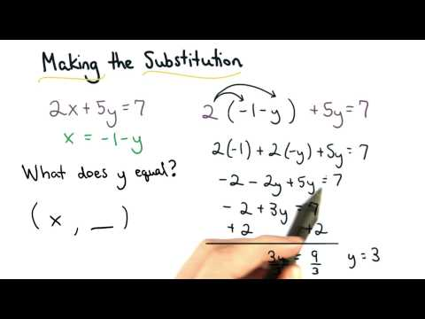 Making the Substitution Math6 Lesson4.2 thumbnail